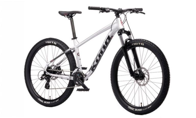 Srebrni brdski bicikl
