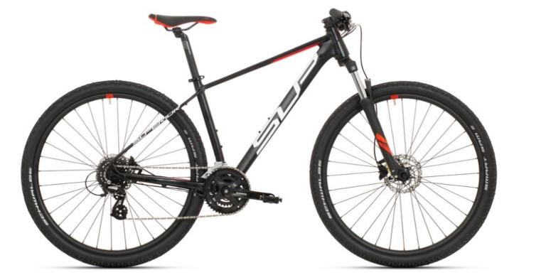 crni brdski bicikl